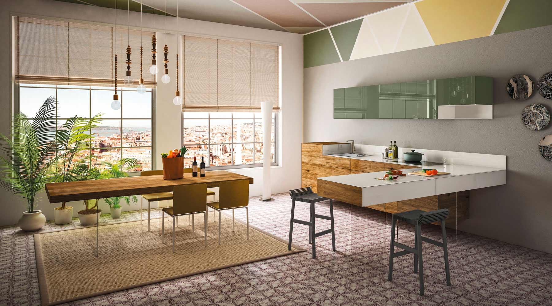 Cucina Wildwood Curiosity Strippoli Mobili Corato Home Design