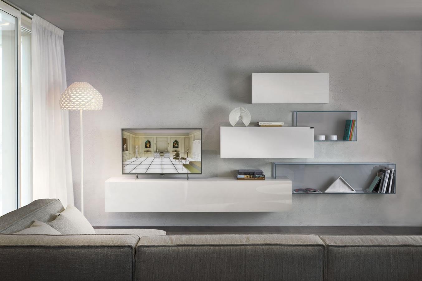 Lago parete attrezzata 36.8 - Strippoli Mobili Corato Home Design ...